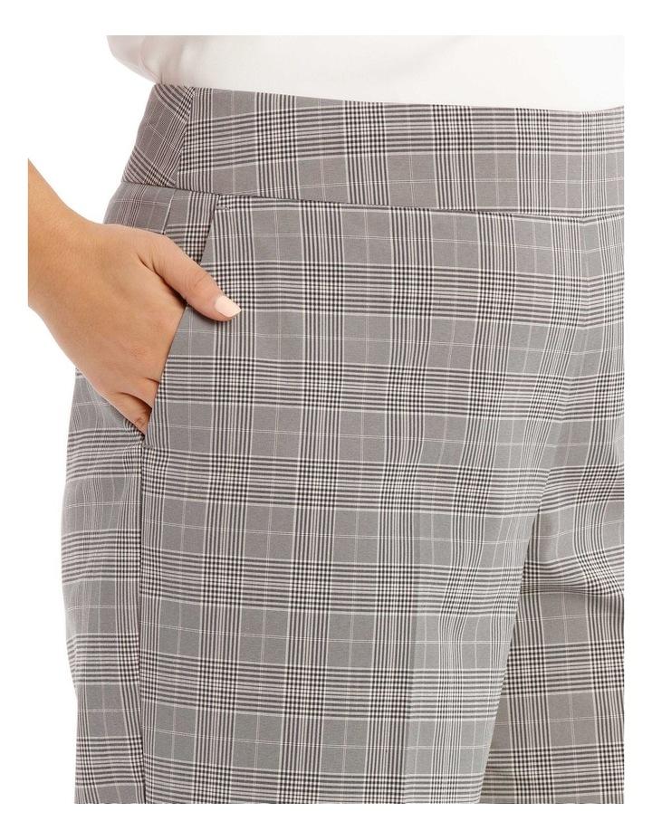 Check Kiera Wide Leg Culotte image 4