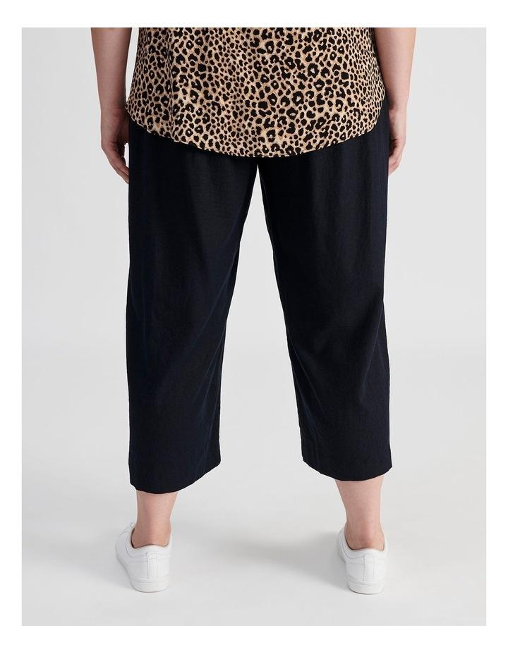 Curve Wide Leg Linen Culottes image 5