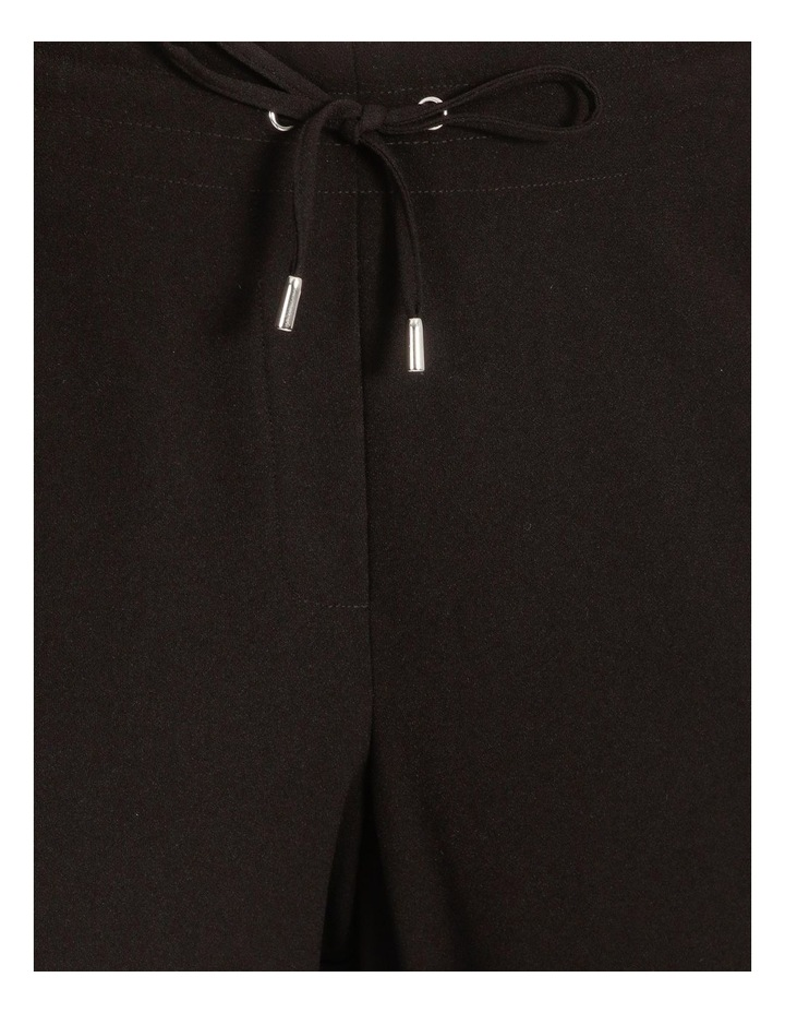Curve Crepe Relaxed  Jogger Pants image 5