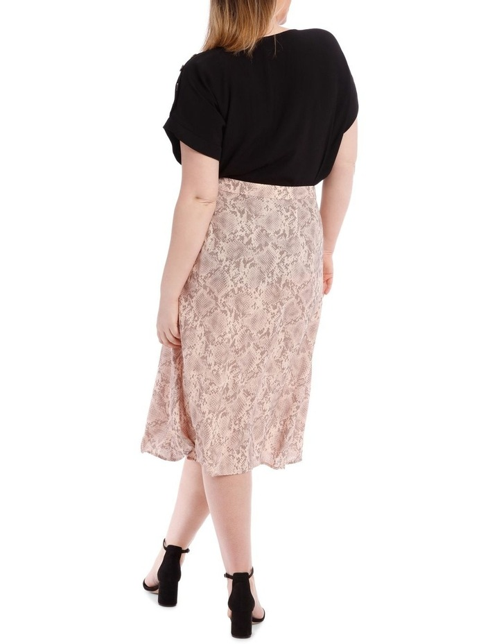 Button Front Skirt image 3