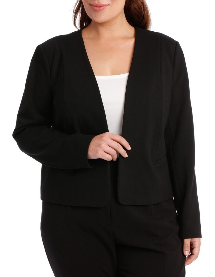 Bonnie Moto Jacket - Black image 1