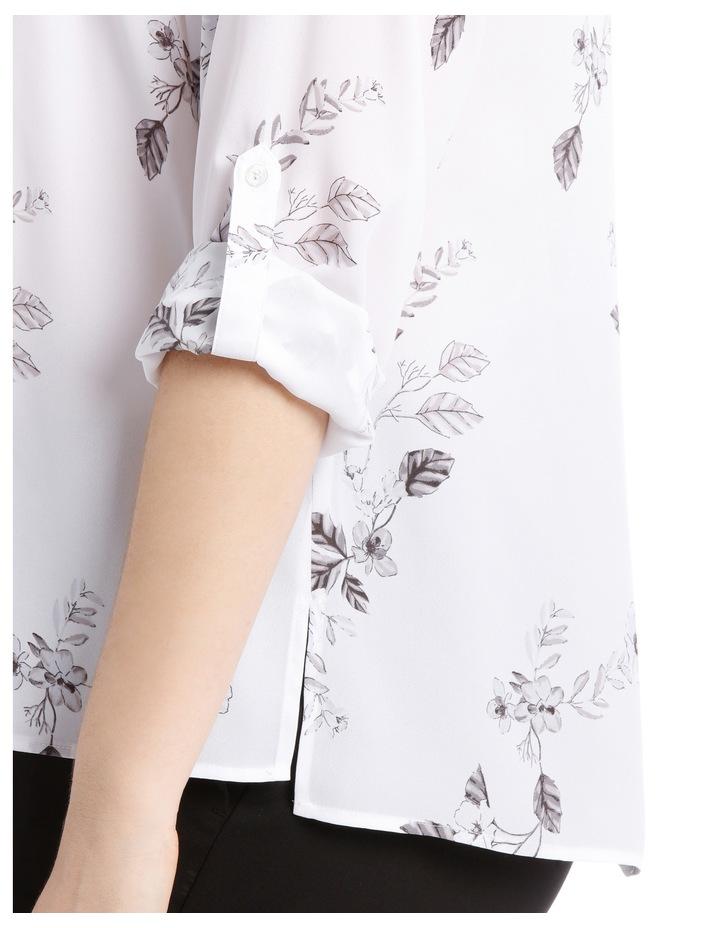 Double Pocket Shirt - Climbing Floral image 4