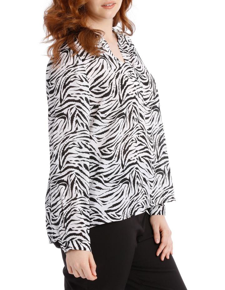 Double Pocket Shirt - Zebra image 2