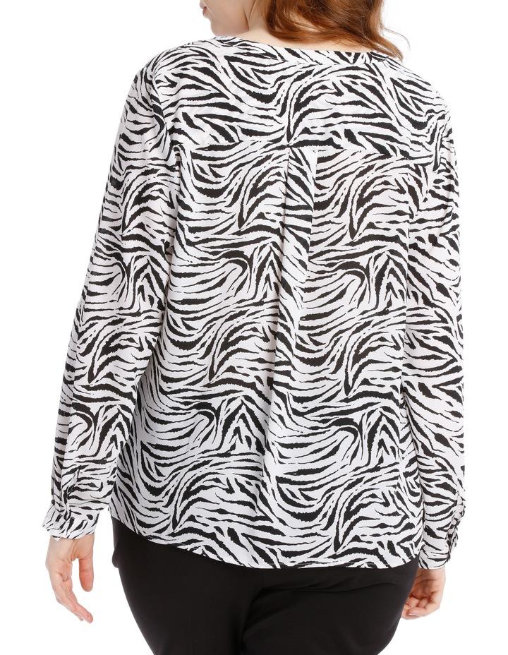Double Pocket Shirt - Zebra image 3