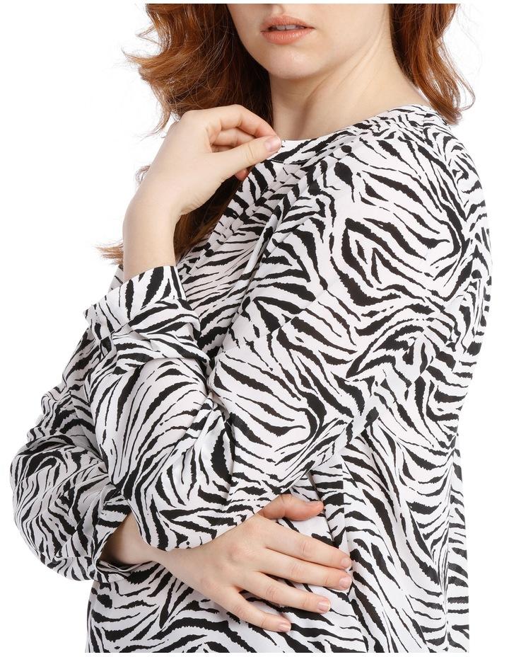 Double Pocket Shirt - Zebra image 4