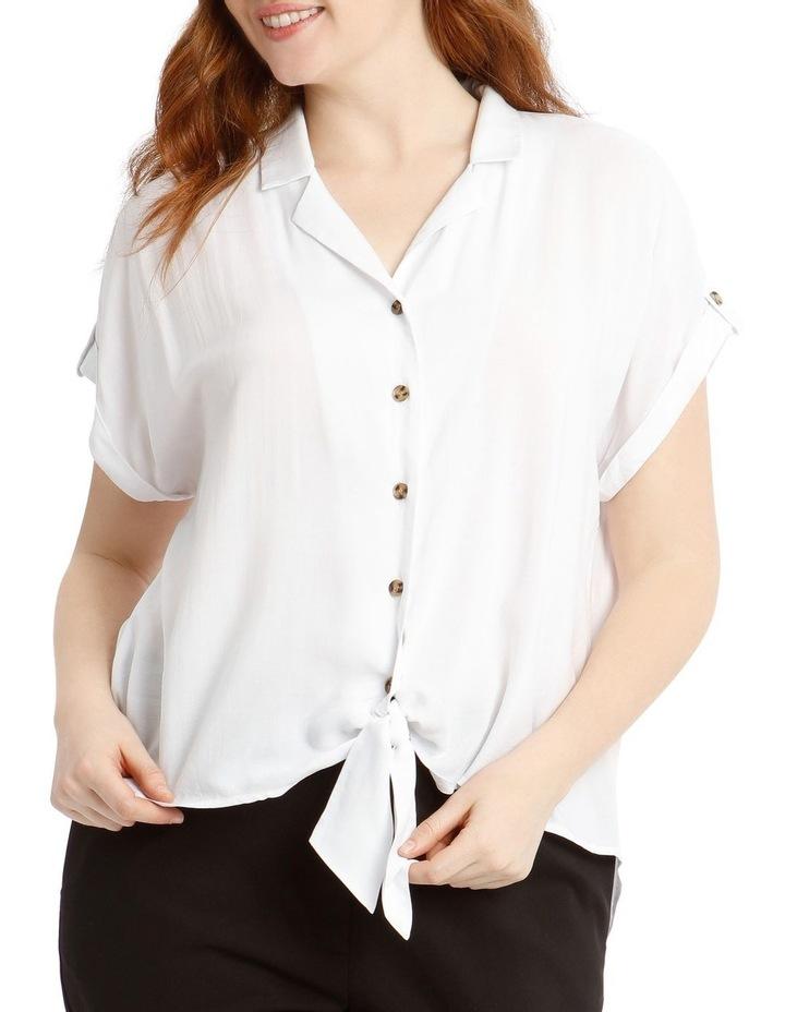 Extended Shoulder Shirt image 1