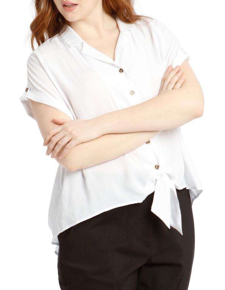 Extended Shoulder Shirt image 2