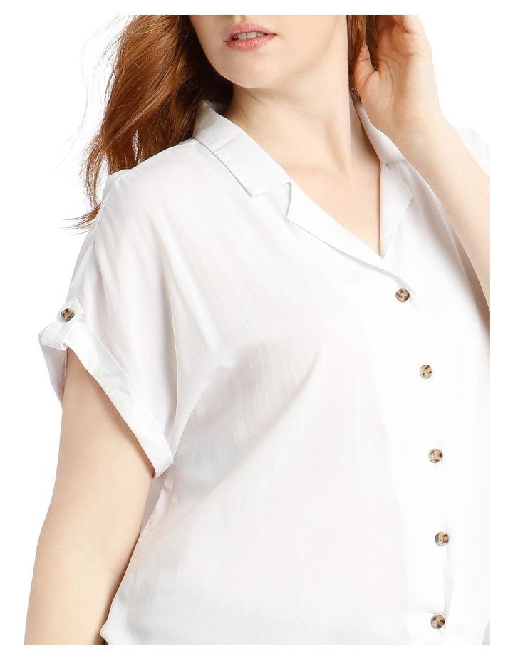 Extended Shoulder Shirt image 4
