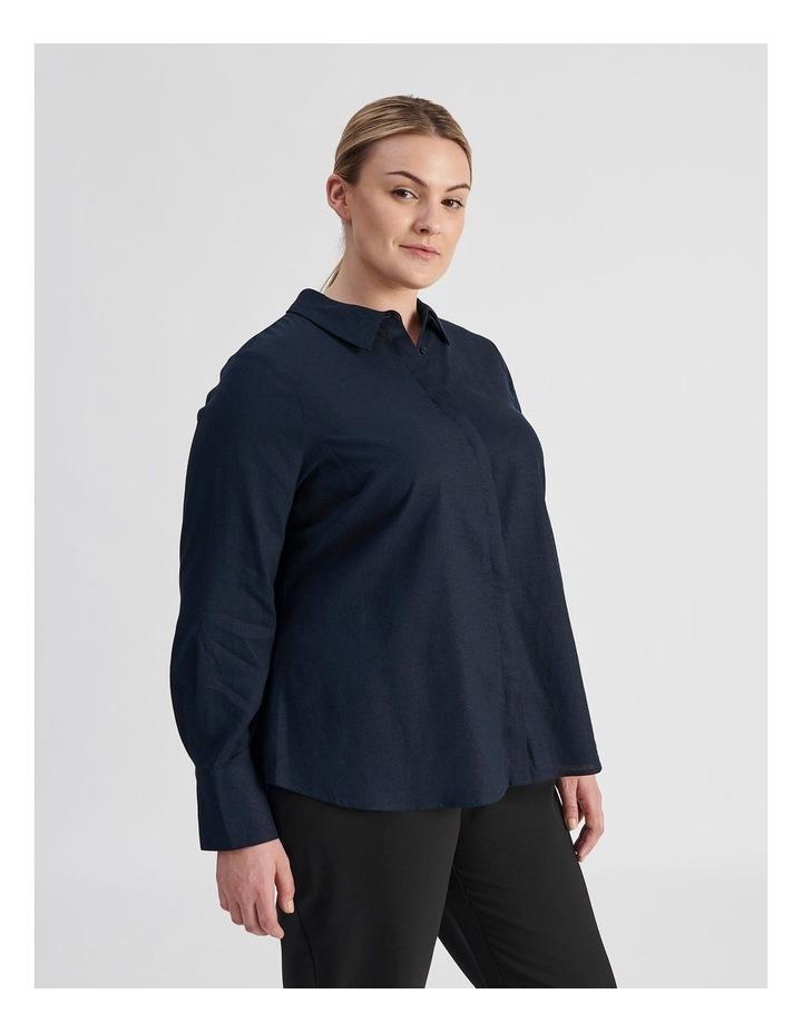 Linen Blend Shirt image 2