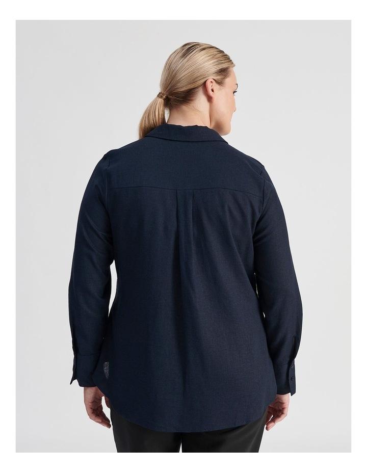 Linen Blend Shirt image 3