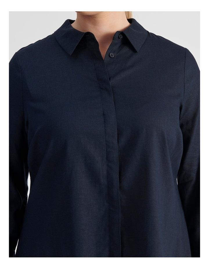 Linen Blend Shirt image 5