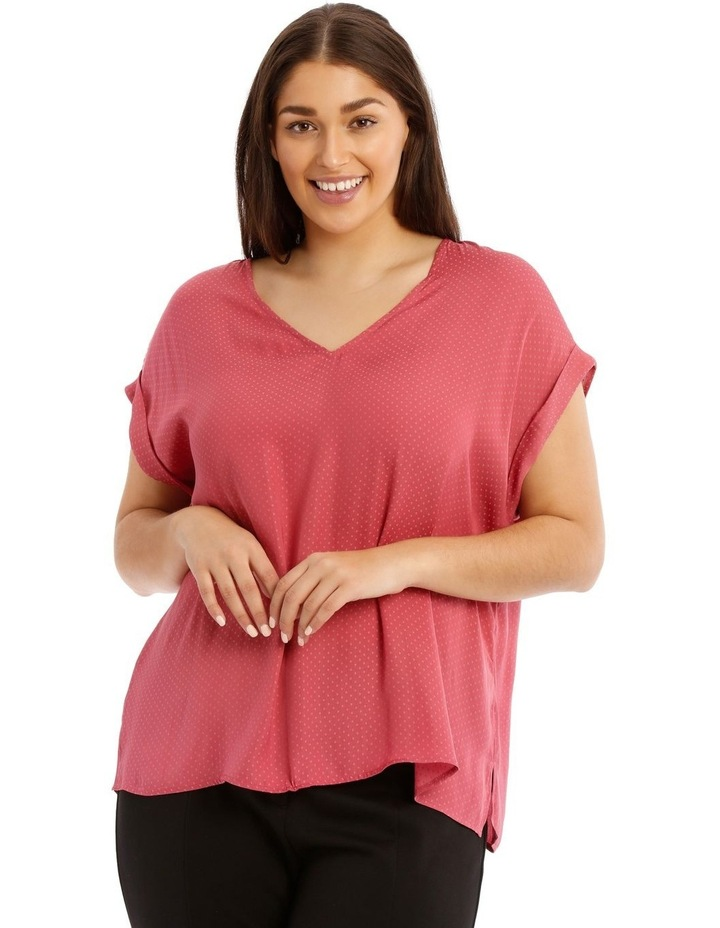 V-Neck Cuffed To image 1
