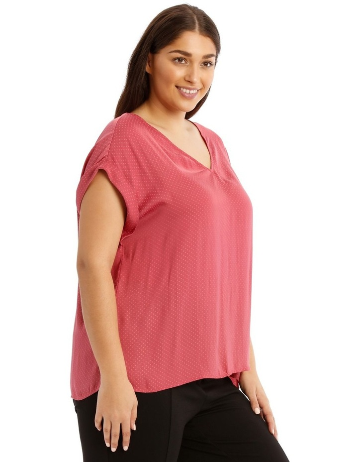 V-Neck Cuffed To image 2
