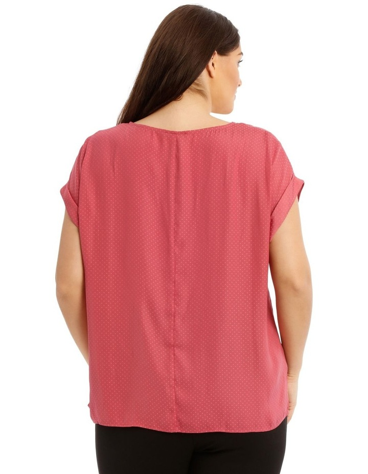 V-Neck Cuffed To image 3