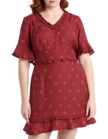 849434277b6c Tokito Curve fit and flare dress - geo