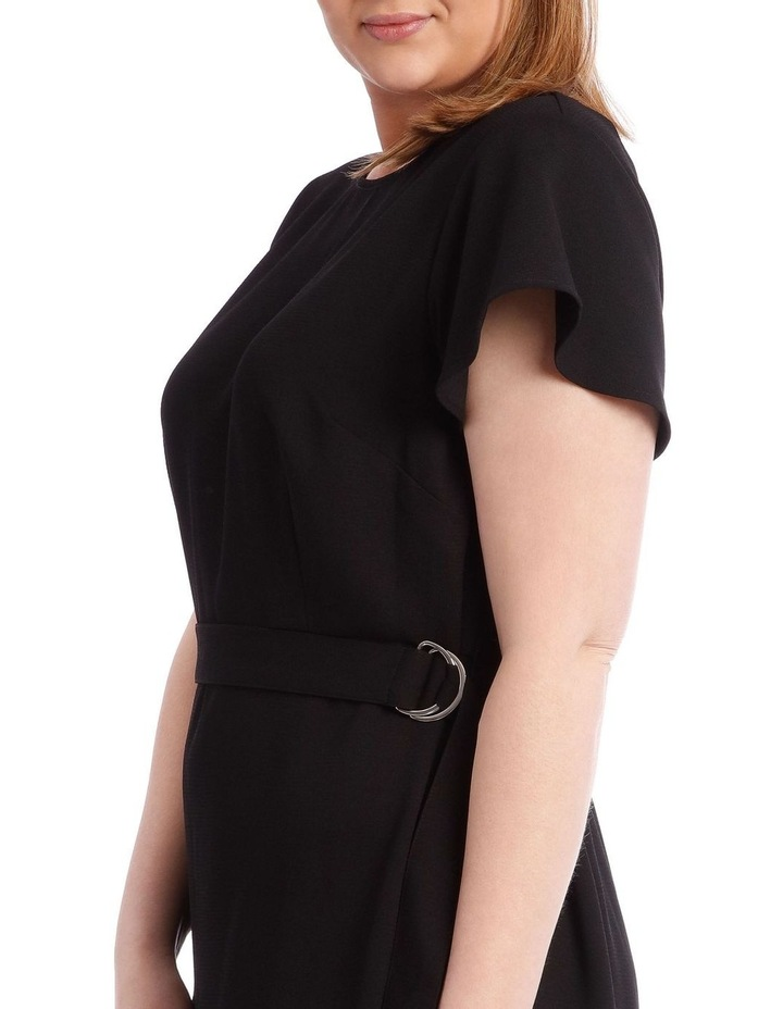 Pencil Dress With Belt image 4