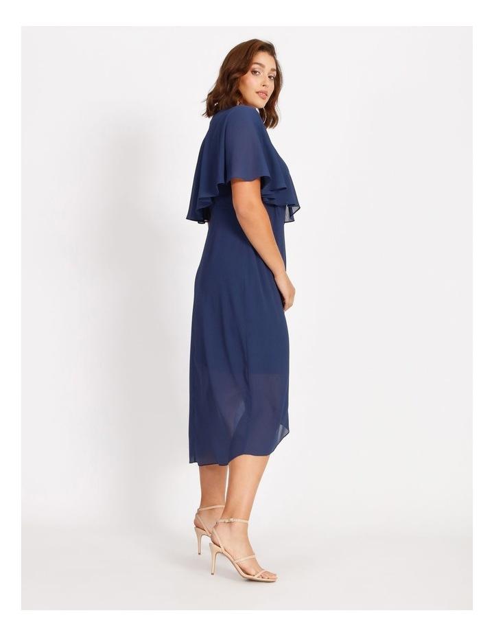 Curve Wrap Midi Dress image 2