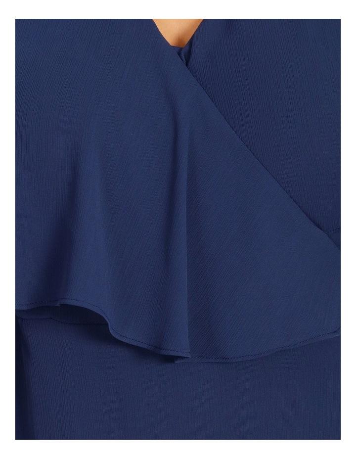 Curve Wrap Midi Dress image 5