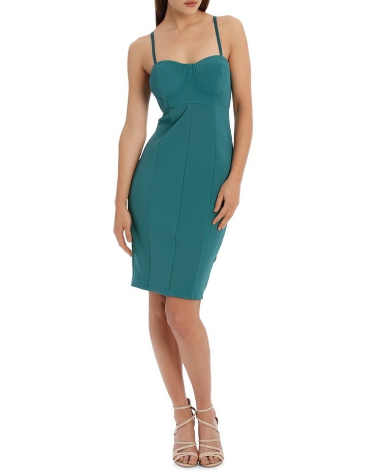 Bodycon Bustier Dress image 1