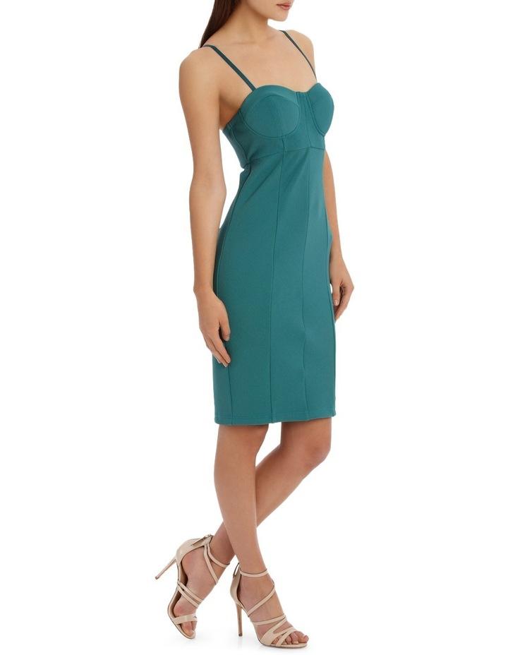 Bodycon Bustier Dress image 2
