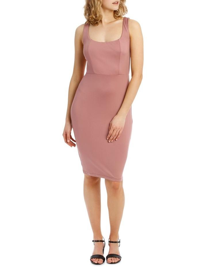 Bodycon Midi Dress image 1