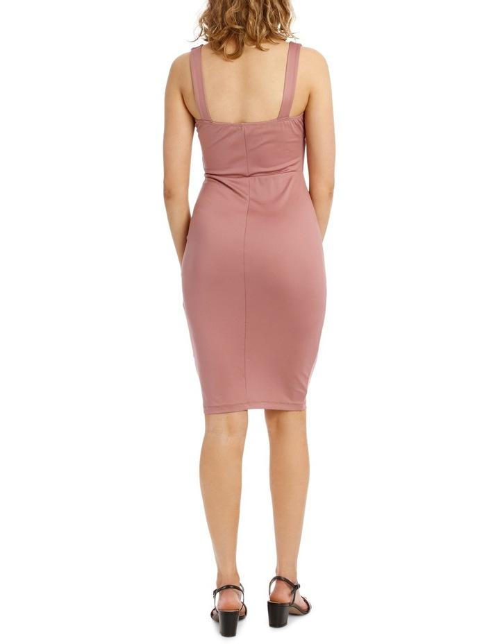 Bodycon Midi Dress image 3