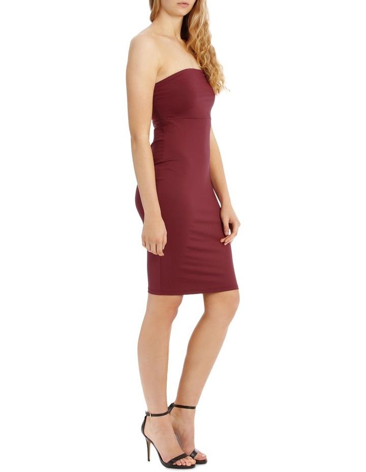 Strapless Bodycon Dress image 2