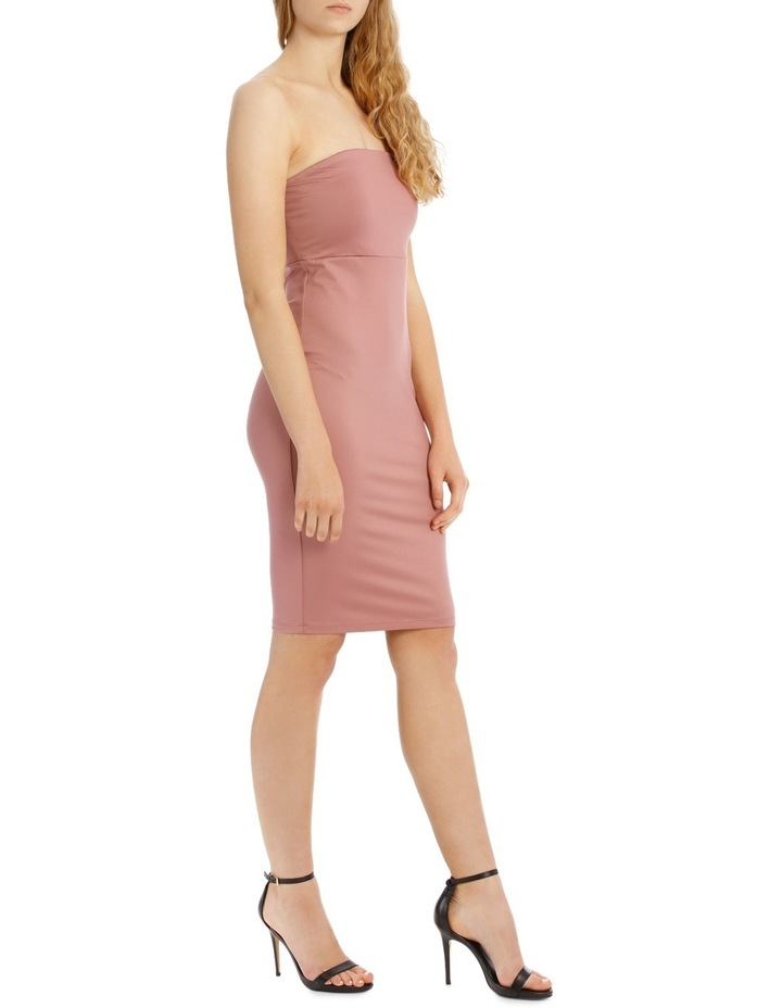 Strapless Bodycon Dress image 2
