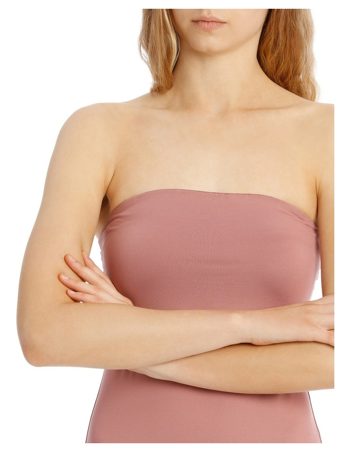 Strapless Bodycon Dress image 4