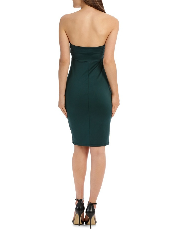 Strapless Bodycon Dress image 3