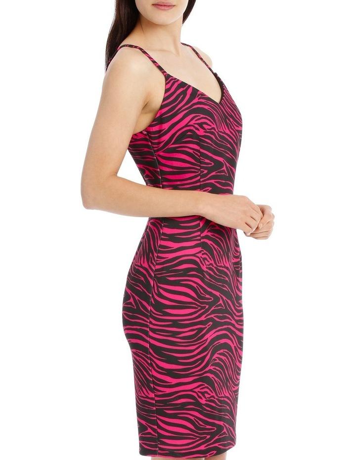 Body-con Strappy Dress image 2
