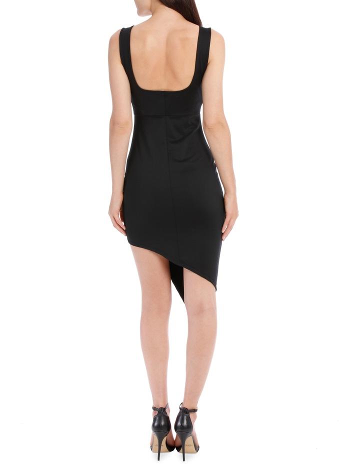 Square Neck Jersey Dress image 3