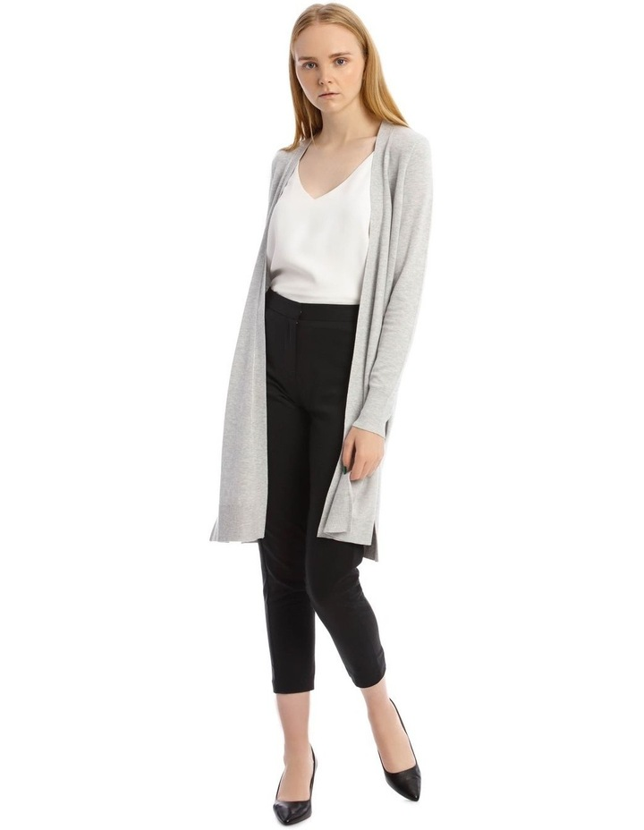 Long Line Cardigan image 1