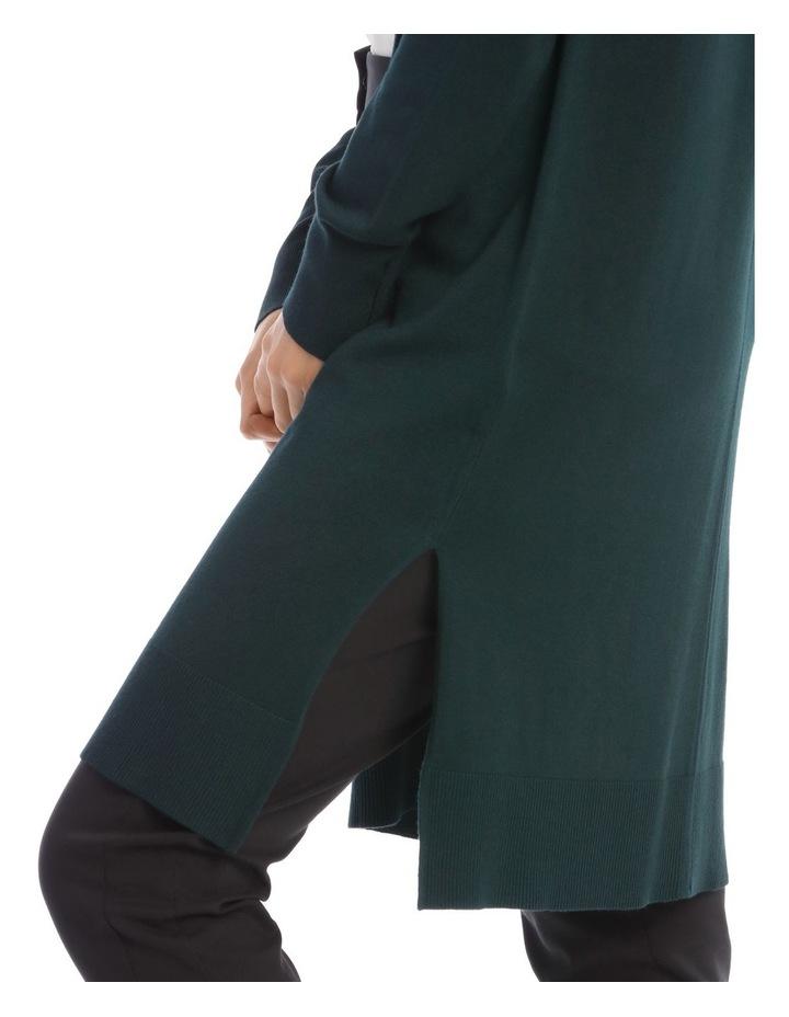 Long Line Cardigan image 4