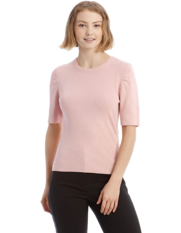 Puff Short Sleeve Jumper image 1