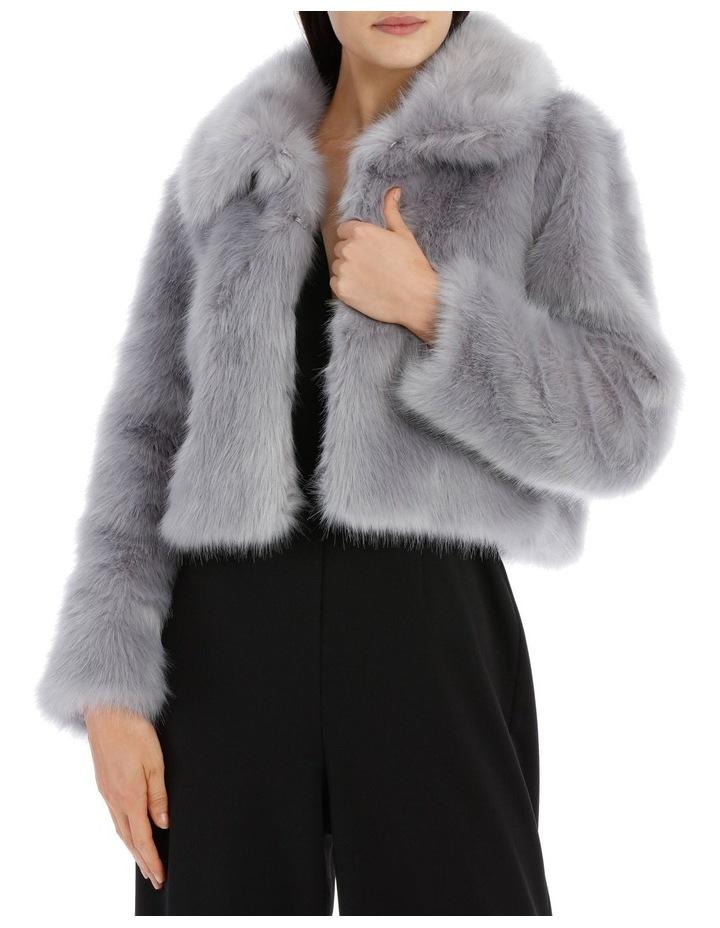 3374196fc18 Tokito | Cropped Faux Fur Jacket | MYER