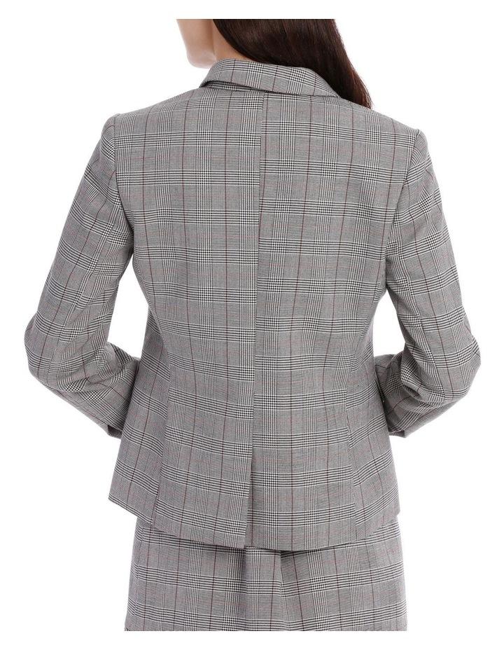 564e11e51c59f check double breasted blazer image 3