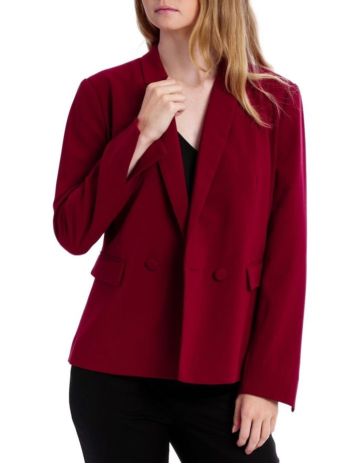 7501561352d4f double breasted blazer image 1