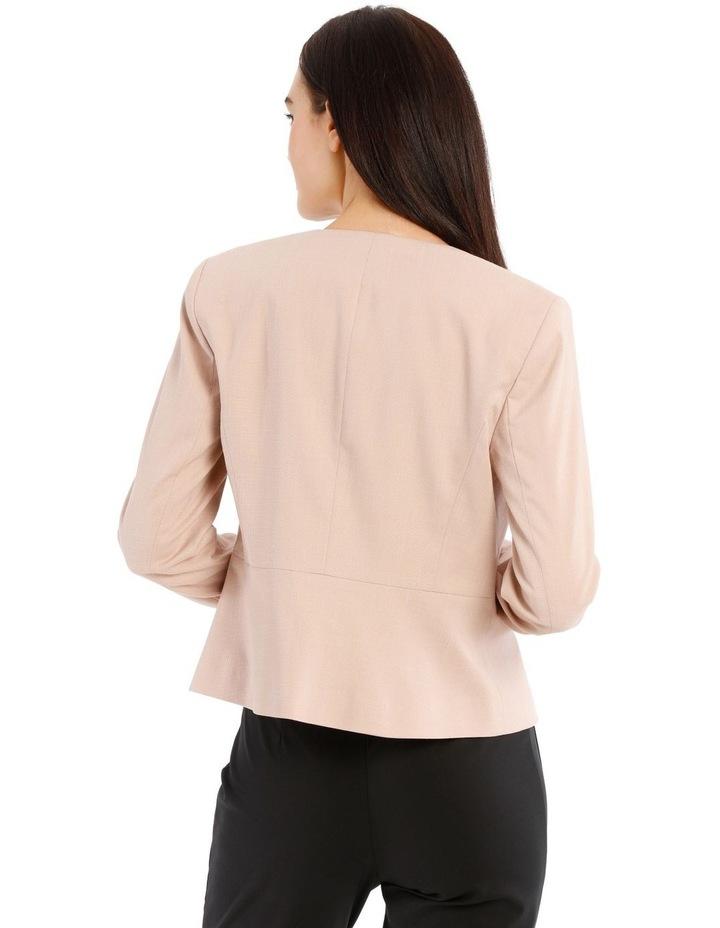 Kiera Textured Blazer image 3