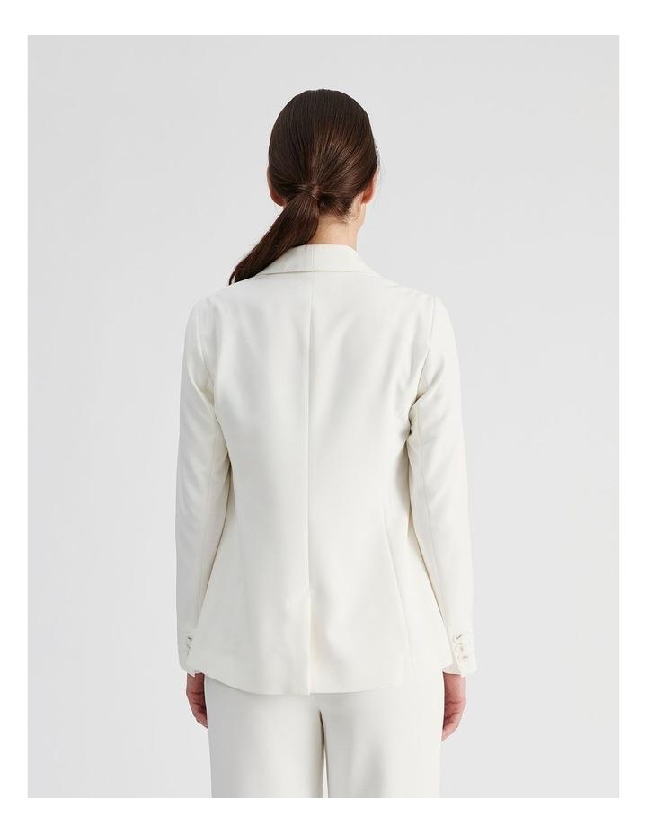 Tailored Single Button Blazer image 4
