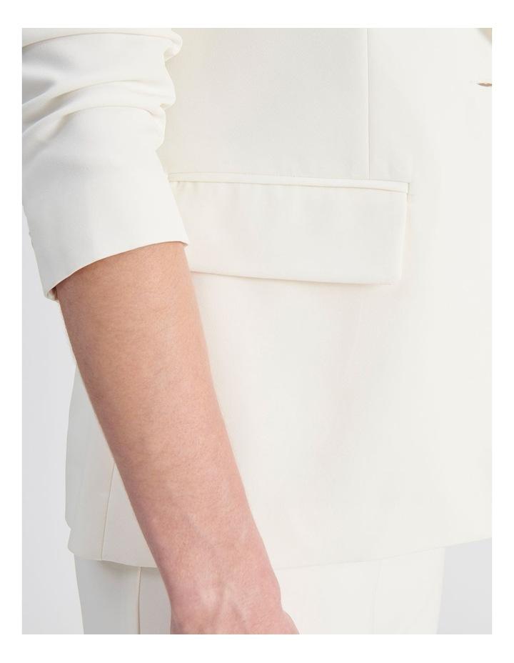 Tailored Single Button Blazer image 6