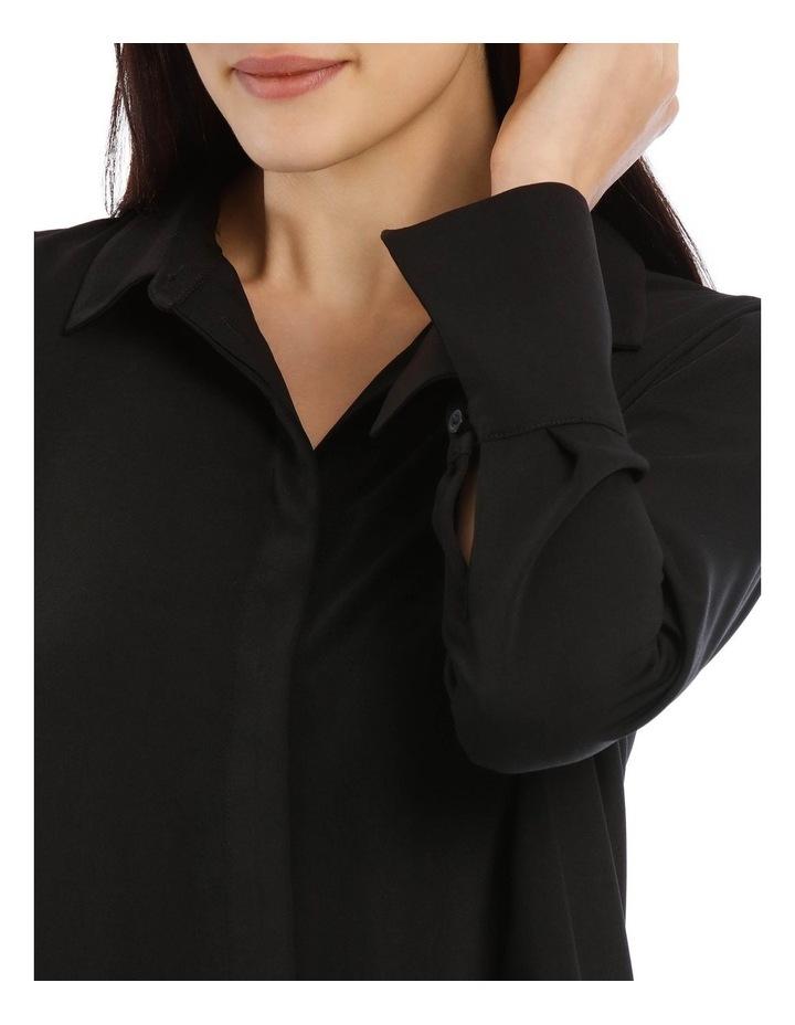 Black Work Shirt image 4