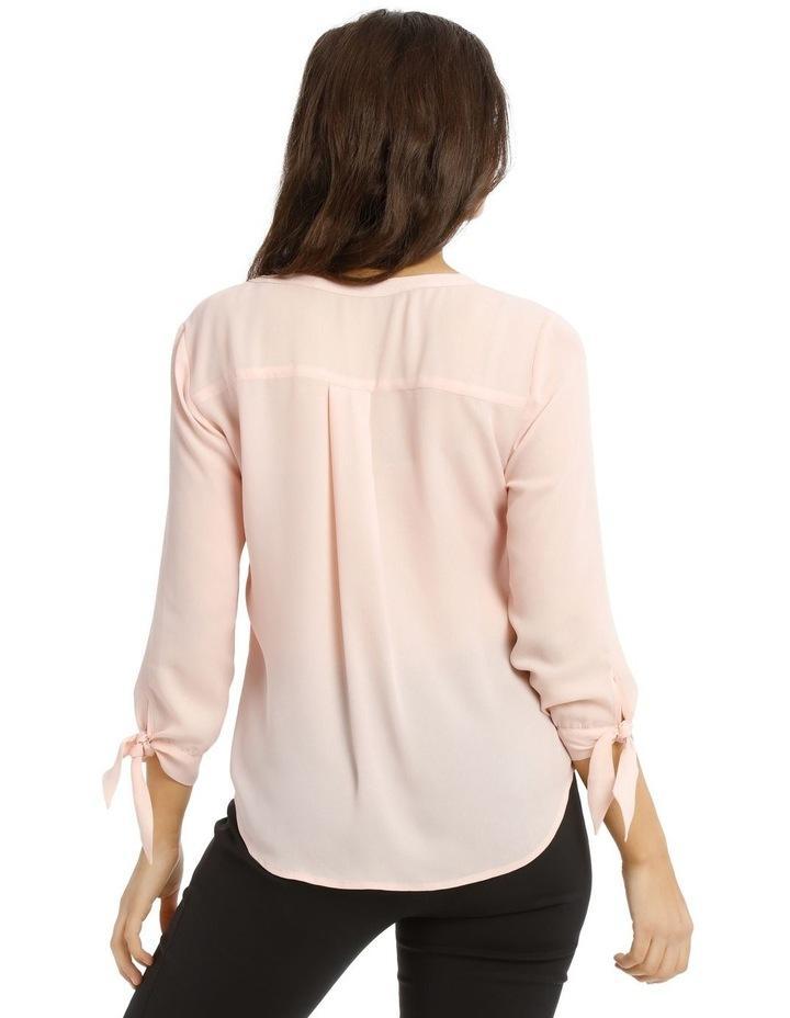 Tie Sleeve Shirt image 3