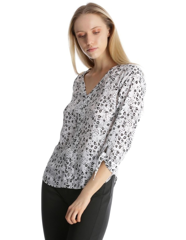 Tie Sleeve Shirt image 1