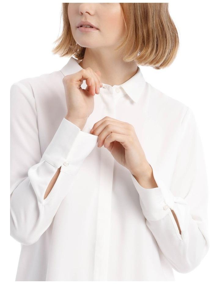 White Work Shirt image 4