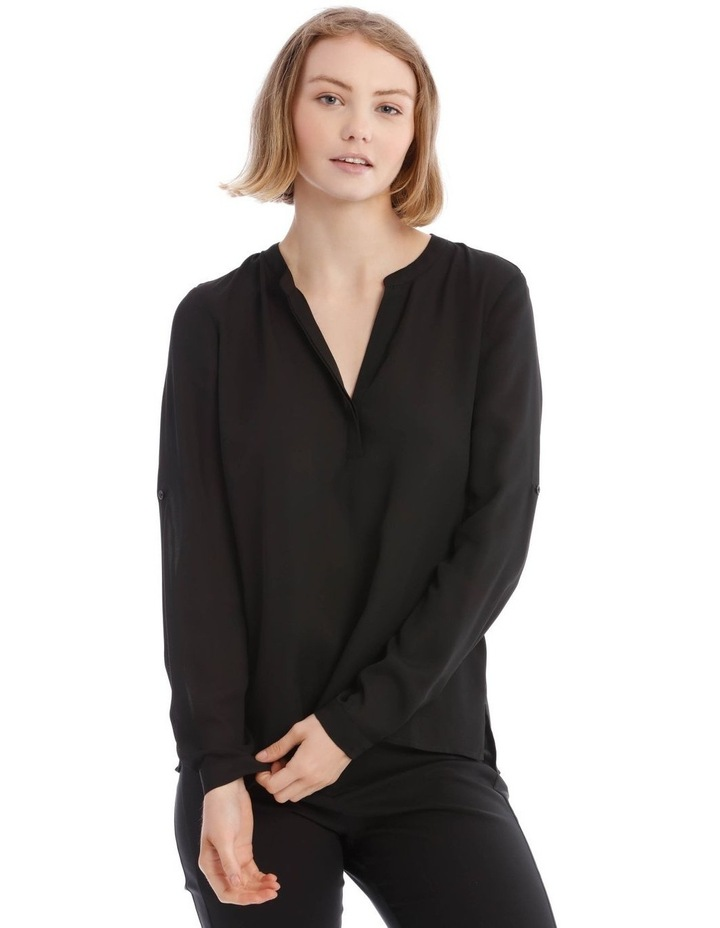 Roll Sleeve Shirt image 1