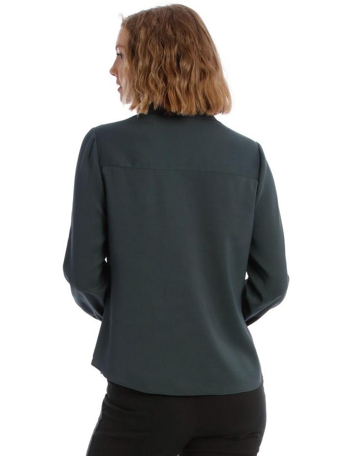 Open Placket Long Sleeve Shirt image 3