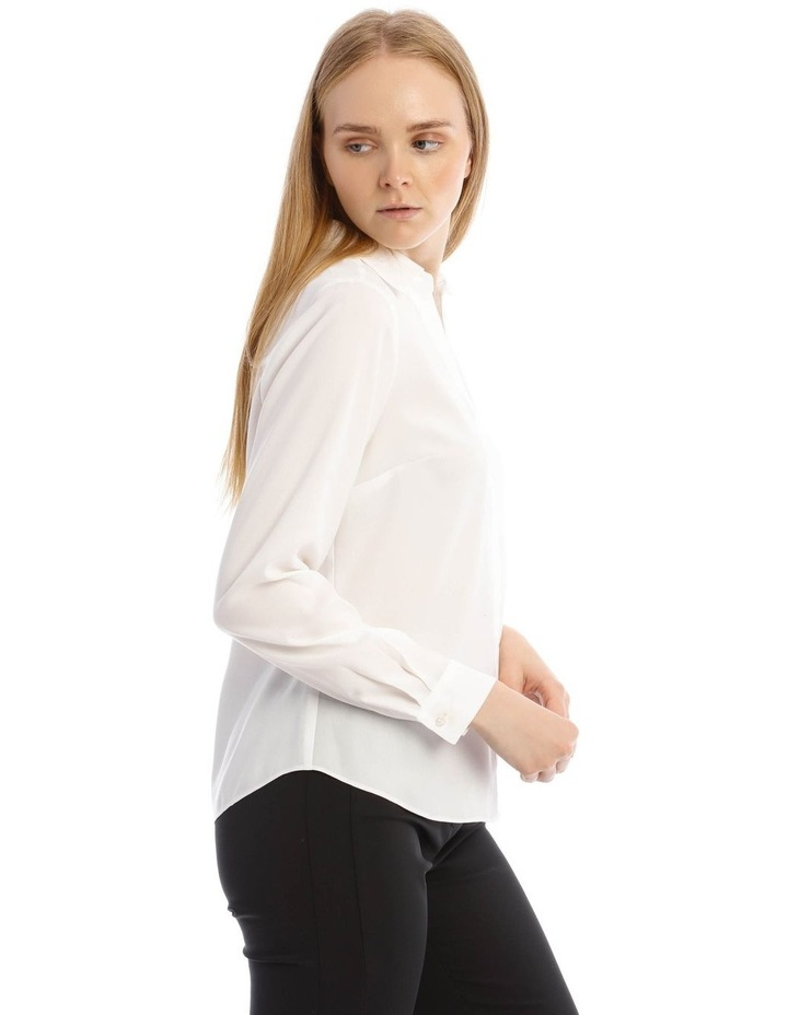 Open Placket Long Sleeve Shirt image 2