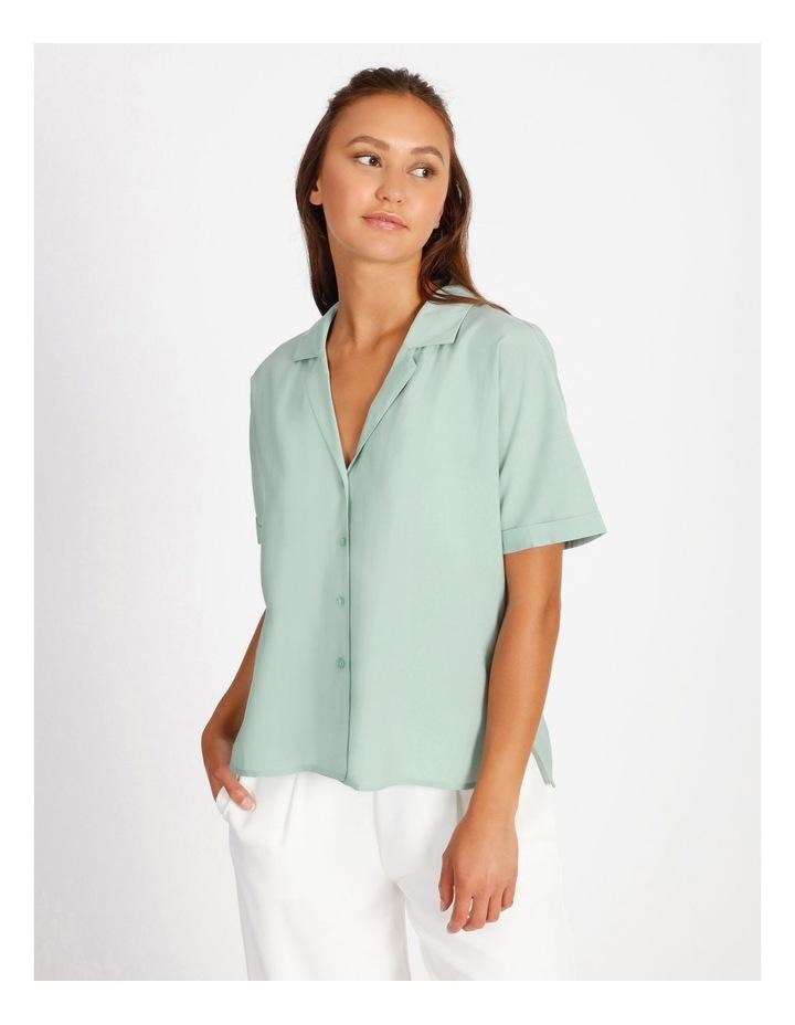 Relaxed Modal Blend Shirt image 1