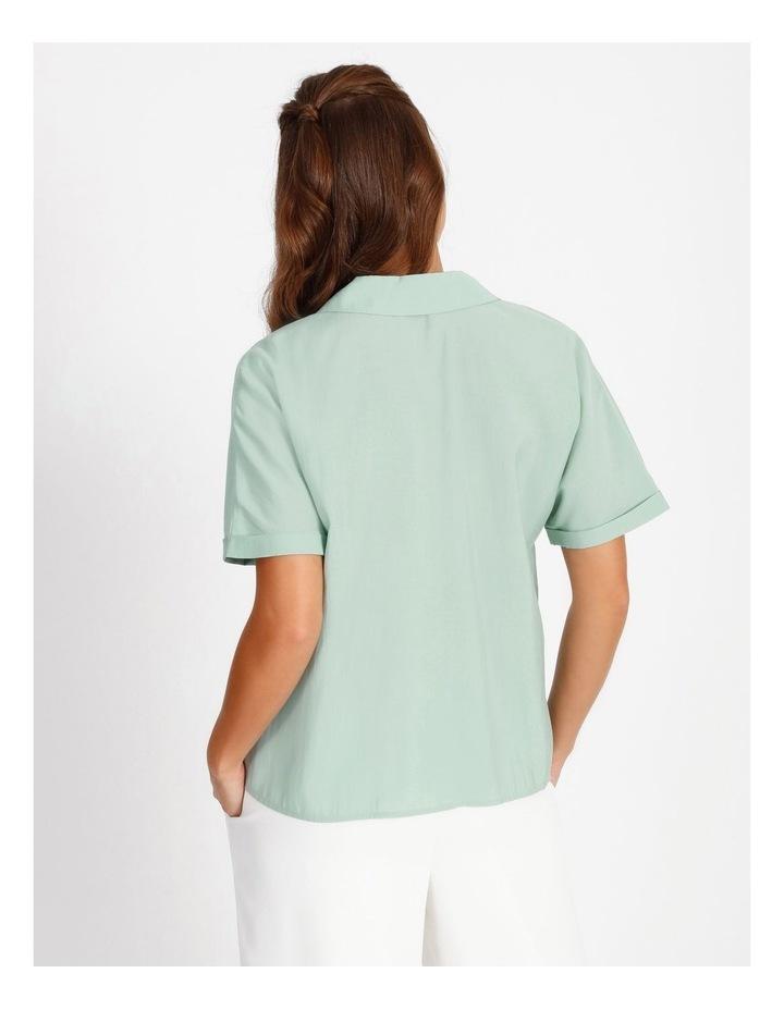 Relaxed Modal Blend Shirt image 3